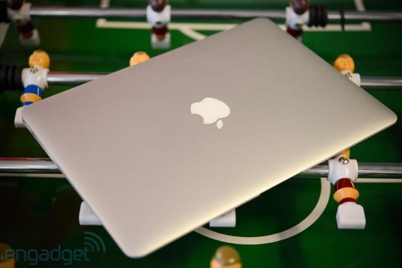Đánh giá chi tiết Macbook Air 2013 : Cũng cố ngôi vương